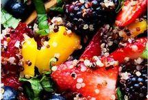 Fruit (salads/meals,etc)