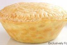 Pies (chicken/lamb/beef/veg)