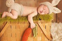 Erkek Bebek Örgü Giysileri.