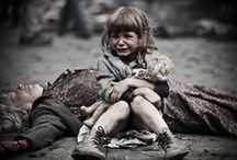 War...GREED of the powerful