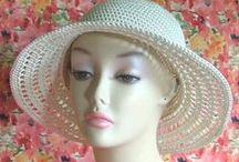 ╭☆ summer crochet hat