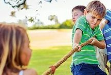 Summer Fun! / Fun and games to keep the whole family entertained this Summer! / by QWERKITY