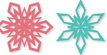 Vánoce-šablony na okna