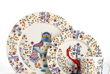 Sarjaton inspires me to create @Iittala / Art @Iittala