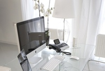 INTERIOR / Home office