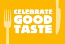 Celebrate Good Taste / Celebrate the deliciousness of life. / by Blue Diamond Almonds