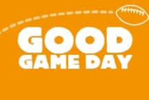 Good Game Day / Get Your Good Going On Game Day With Blue Diamond Almonds. / by Blue Diamond Almonds