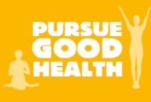 Pursue Good Health / Good health is one of life's greatest pursuits. / by Blue Diamond Almonds