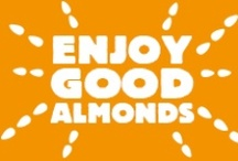 Enjoy Good Almonds / Good is in every almond we grow. Grab a can and Get Your Good Going. / by Blue Diamond Almonds