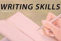 Writing Advice / Writing tips, advice, hints and helps to hone writing skills