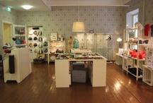 Taikarasia shop in Helsinki