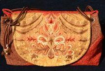 Handbags Handmade, Hand-embellished