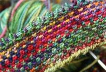 tricot - crochet / by Mich Lauwers