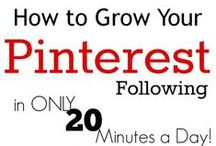 Pinterest Business Tips / Pinterest Tips to Grow and Promote Business