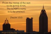 Psalms / Favorite verses from the Psalms