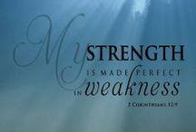 2 Corinthians / Verses from 2 Corinthians