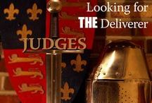Judges / Bible Verses from the book of Judges