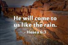 Hosea / Bible Verses from Hosea