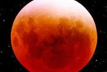 Blood Moon / There will be 4 blood moons during the Jewish Feasts in 2014 and 2015