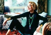 Stylish Women / Jane Birkin, Brigitte Bardot, Anita Pallenberg, Françoise Hardy, Bianca Jagger, Lauren Hutton, Isabel Marant, Audrey Hepburn, Emmanuelle Alt... all these women have one thing in common... Amazing taste and great style.