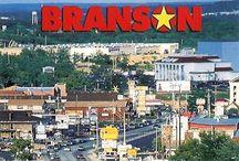Branson, Missouri - Trip / by Joanna Huff