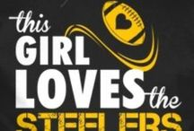 Steelers Passion / Steelers, the NFL most winning team!! / by Tecy Chavez