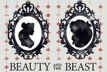 Beauty&Beast / Mój ulubiony film animowany Disney'a My favorite Disney animated film