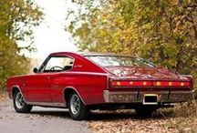 Classic Rides / Collection of inspirational photos and information that can help me restore my '67 VC Chrysler Valiant.