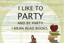 Books & Me / the book is my love, passion and an escape from reality