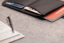Travel Wallets / Travel wallets and passport holders that we like...