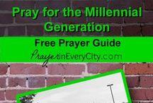Blog: Prayer / Posts from Prayer in Every City about Prayer
