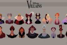 Disney - Villains