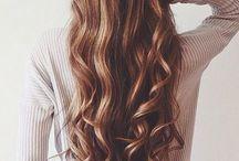 Hair / Värejä, malleja, kampauksia