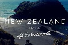 Travel guide to New Zealand