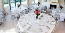 Manor Hill House function rooms / How our lovely venue can be transformed