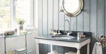 ¡Baños Vintage, tendencia que nos encanta! / Decoración de baños estilo Vintage