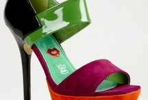 Shoes / by Renata Iwaszko