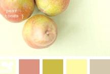 Colour Palettes / by Renata Iwaszko