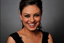 Mila Kunis / SHe is among the most beautiful & awesome hollywood celebrity. Collection of some of her most beautiful pics..