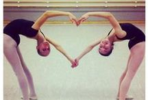 gymnastics & yoga