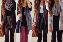 Amazing outfit ideas / by Prasanna