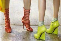 Fashionable Foot wear / by Prasanna