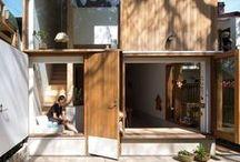 Architecture - domestic / by Kim Johnston