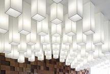 Whitecroft / Interesting illumination in interiors
