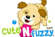 CuteNFuzzy / Items for your cat and dog friends!
