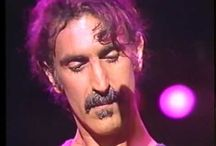 Frank Zappa - Videos / by Yves Malouin