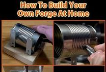 Build Your Own From Home / Build Your Own From Home - DIY Projects, Build Self-Reliance Tools, Objects & Systems.