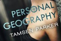 Personal Geography / Personal Geography, my debut novel, is now available on Amazon, Barnes and Noble and kobo.