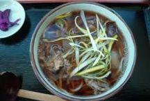 Japanese food / Cibi giapponesi