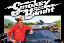 Smokey and the Bandit / Jerry Reed & Burt Renolds / by Cor van Herpen